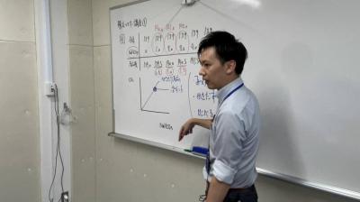 トップ校合格力強化特訓の様子②