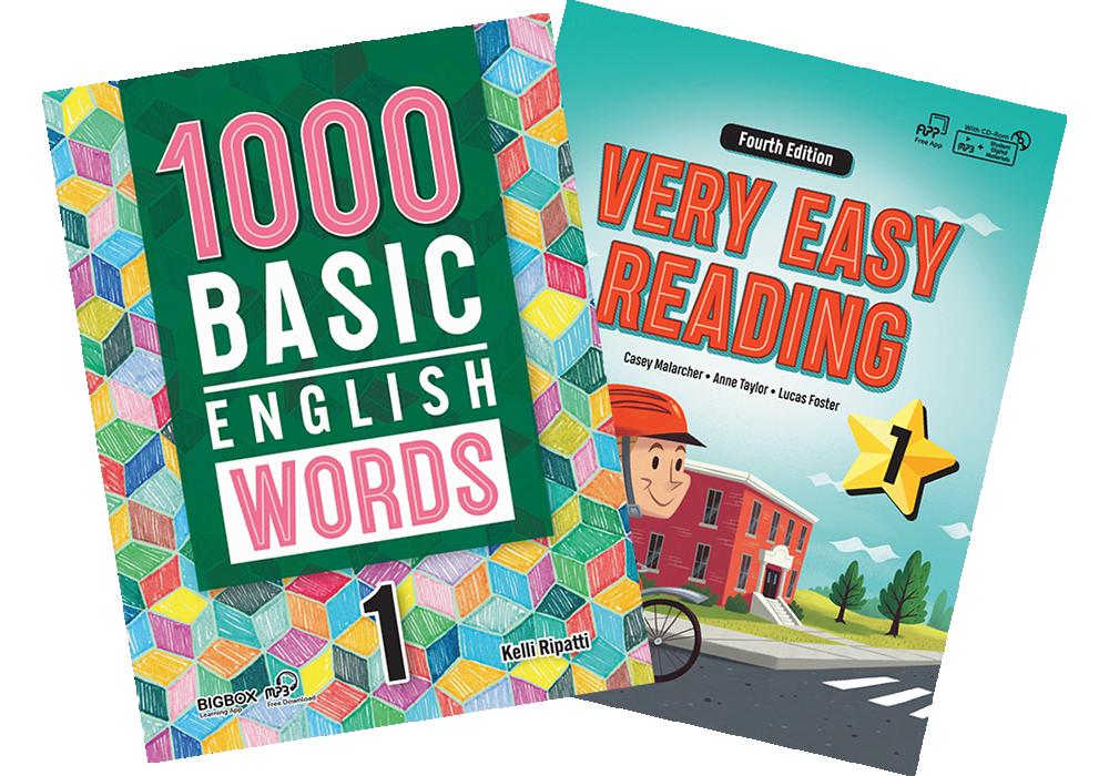 外国の子どもたちも使う「英語版テキスト」を使用